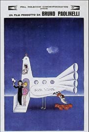 Il giro del mondo degli innamorati di Peynet Poster