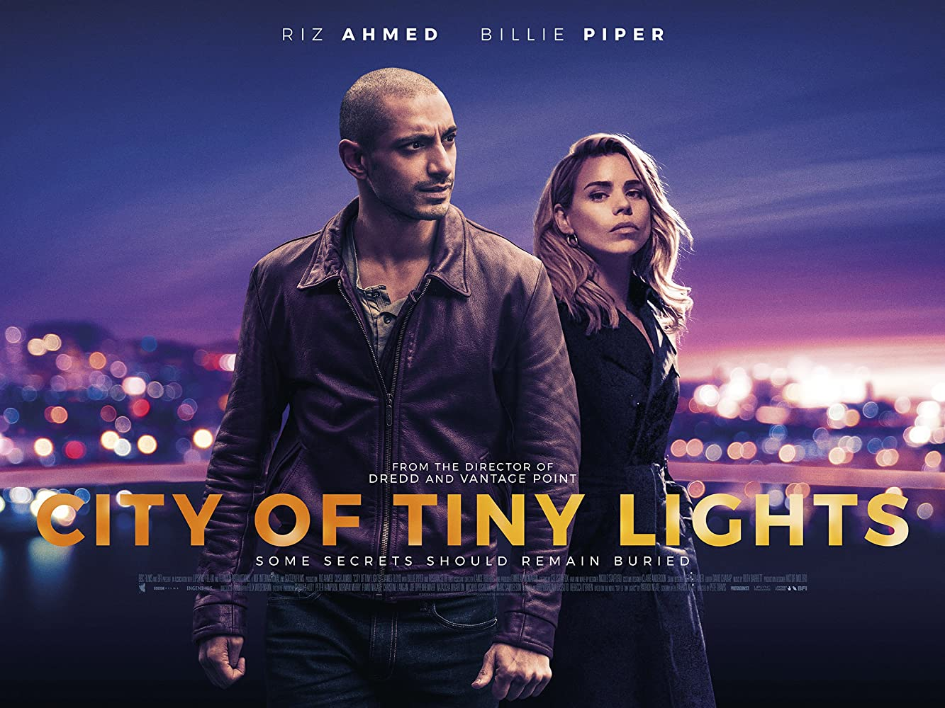 City of Tiny Lights (2017) Subtitle Indonesia