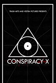 Conspiracy X Poster