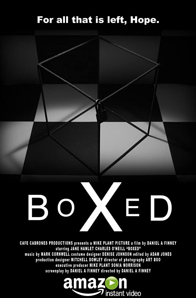 BoXeD 2016 HDRip x264 150MB