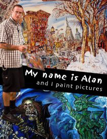 image My Name Is Alan, and I Paint Pictures Watch Full Movie Free Online