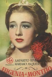 Eugenia de Montijo Poster