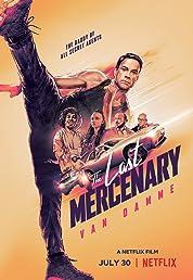 The Last Mercenary (2021) poster