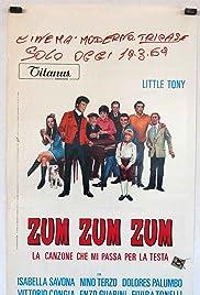 Zum zum zum - La canzone che mi passa per la testa Poster