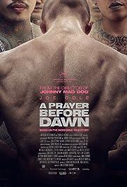 A Prayer Before Dawn Poster