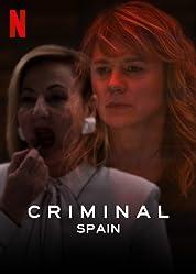 Criminal: Spain (2019) poster