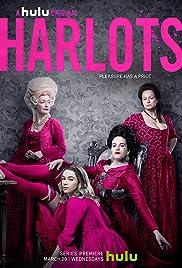 Harlots Poster - TV Show Forum, Cast, Reviews
