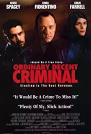 Ordinary Decent Criminal Poster