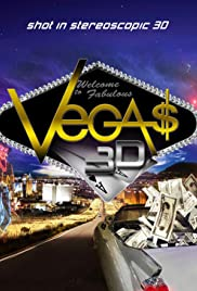 Vegas (in 3D) Poster