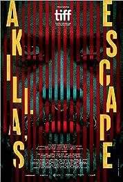 Akilla's Escape (2020) poster
