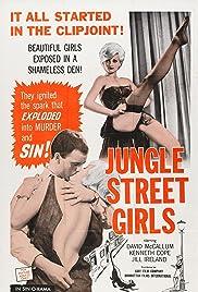 Jungle Street Girls Poster