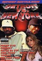 Hiphopbattle.com: Detroit vs. New York