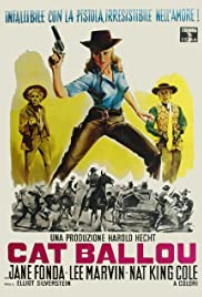 Cat Ballou (1965) Poster - Movie Forum, Cast, Reviews