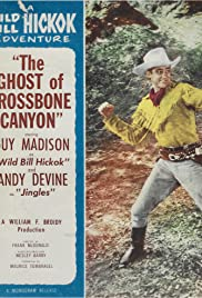 The Ghost of Crossbone Canyon Poster