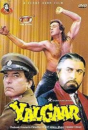 Yalgaar Poster