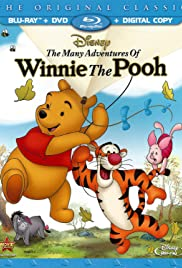 The Many Adventures of Winnie the Pooh: The Story Behind the Masterpiece Poster