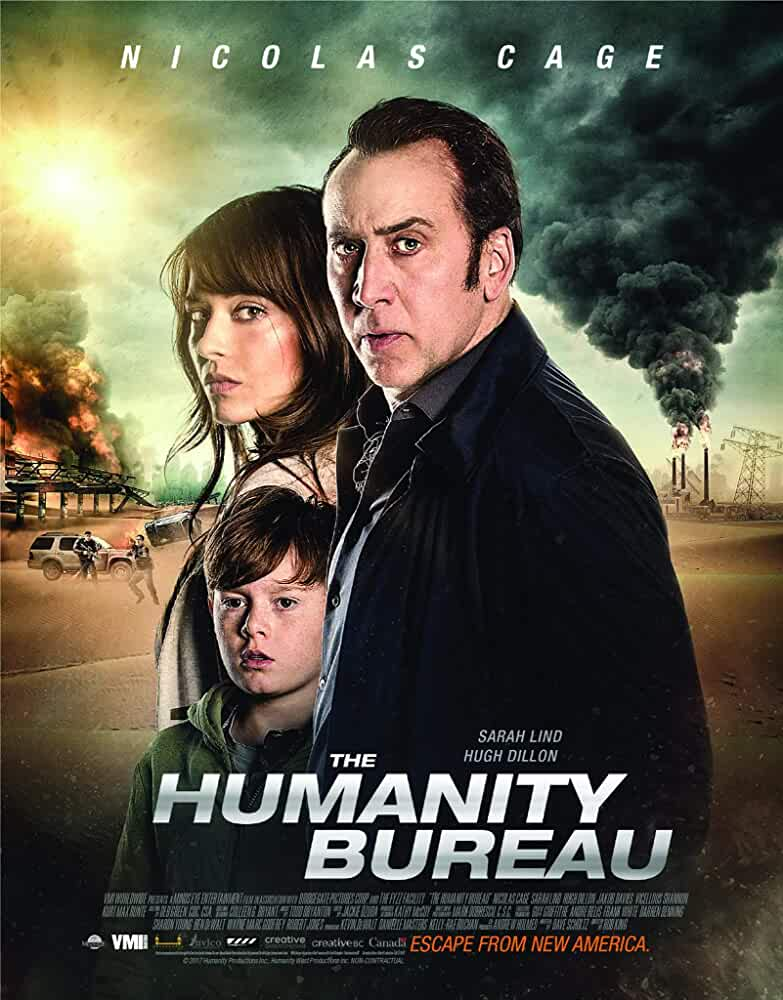 The Humanity Bureau 2017 English 720p Web-DL full movie watch online freee download at movies365.cc