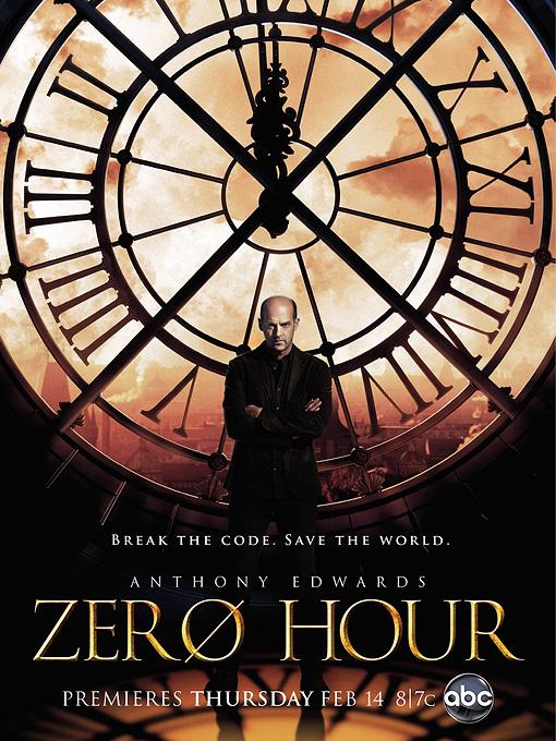 [美剧]零点时刻第一季/全集Zero Hour1迅雷下载