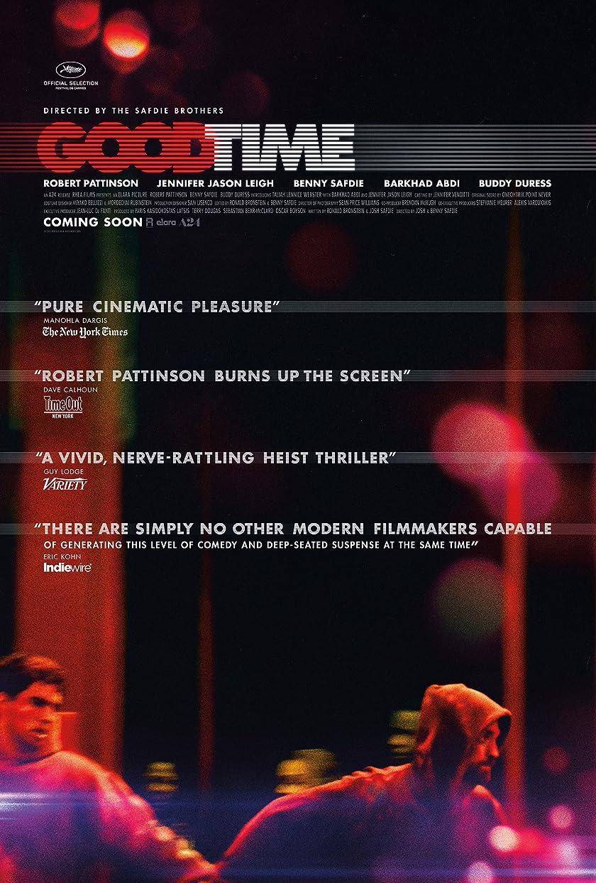 Good Time, Soygun film izle