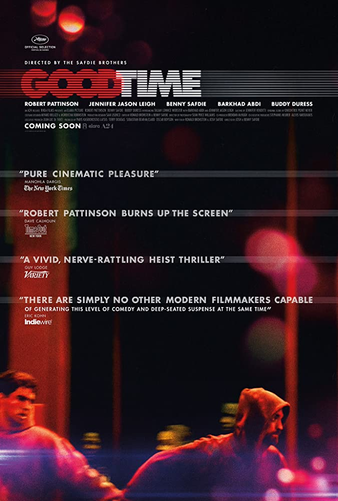 Good Time 2017 1080p BluRay H264 AAC-RARBG
