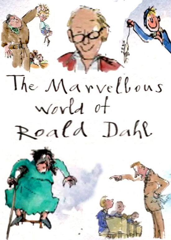 image The Marvellous World of Roald Dahl (2016) (TV) Watch Full Movie Free Online