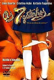 Os sete Gatinhos(1980) Poster - Movie Forum, Cast, Reviews