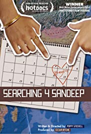 Searching 4 Sandeep Poster