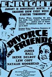 Divorce Among Friends Poster