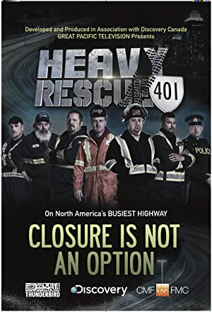Heavy Rescue: 401 Season 3 Episode 10
