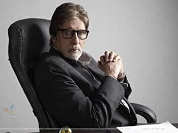 Amitabh Bachchan in Yudh (2014)