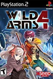 Wild Arms 4 Poster