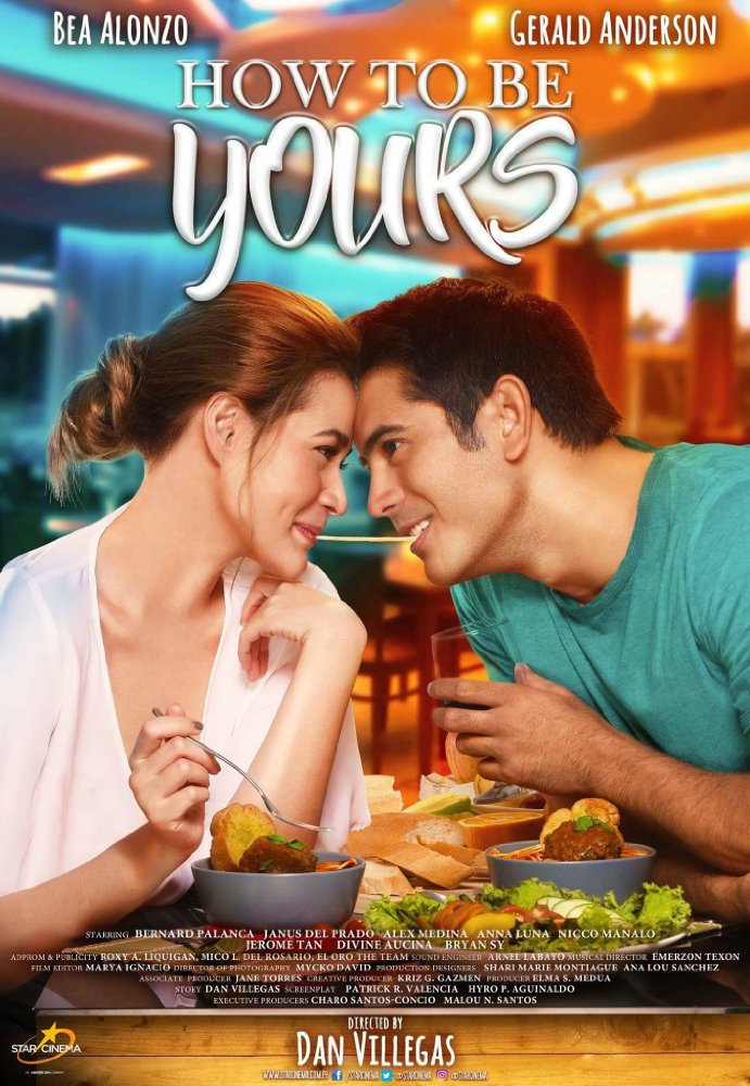 How To Be Yours (2016) HDRip