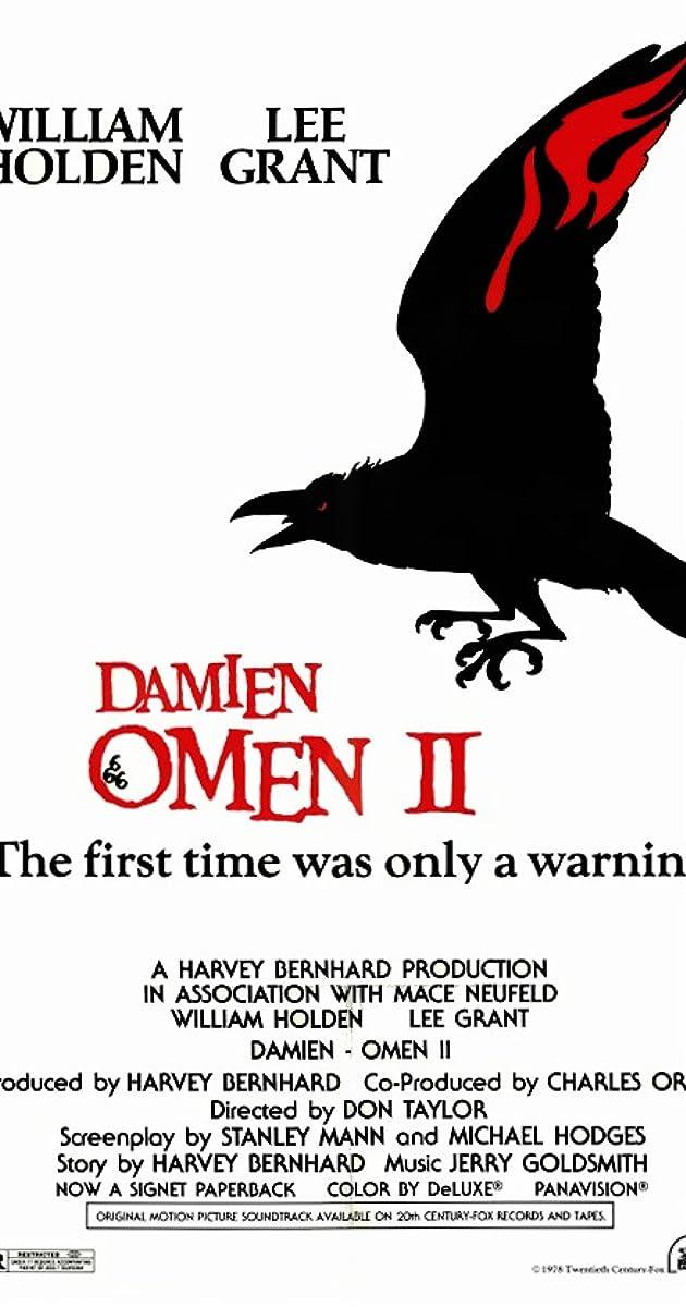 Ženklas 2: Demjenas / Damien: Omen II (1978) Online