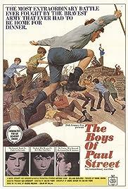 The Boys of Paul Street(1968) Poster - Movie Forum, Cast, Reviews