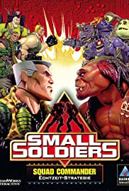 Small Soldiers: Squad Commander Poster