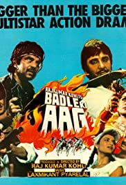 Badle Ki Aag Poster