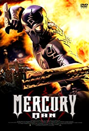 Mercury Man Poster