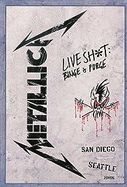 Metallica: Live Shit - Binge & Purge, San Diego Poster