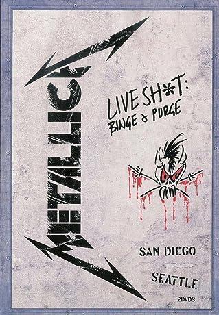 Metallica: Live Shit - Binge & Purge, San Diego (1993)
