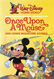 Once Upon a Mouse Poster