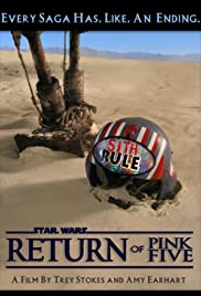 Return of Pink Five Poster