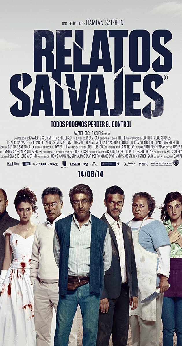 Relatos salvajes 2014  IMDb