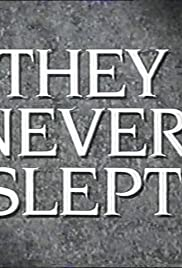They Never Slept Poster