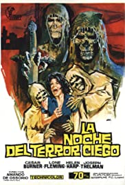 Tombs of the Blind Dead(1972) Poster - Movie Forum, Cast, Reviews