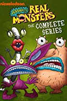 Aaahh!!! Real Monsters (1994) Poster