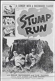 Stump Run Poster