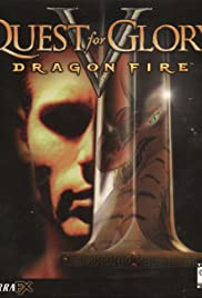Quest for Glory V: Dragon Fire Poster