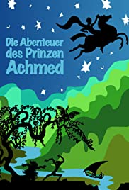 Die Abenteuer des Prinzen Achmed (1926) Poster - Movie Forum, Cast, Reviews