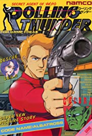 Rolling Thunder Poster