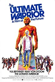 The Ultimate Warrior (1975) Poster - Movie Forum, Cast, Reviews